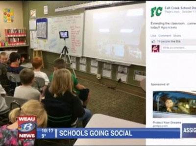 Schools Going Social