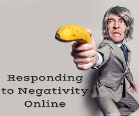 Do's and Don'ts on Responding to School Negativity Online