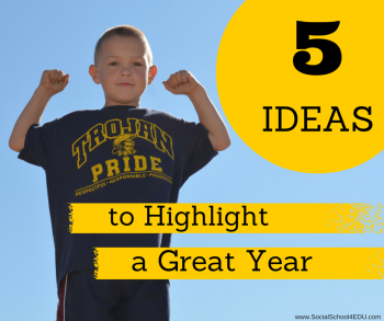5 Ideas to Highlight a Great Year
