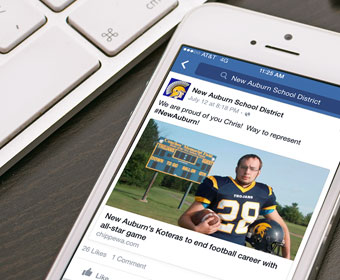 How to make Facebook work for your school