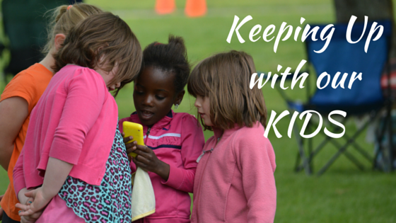 Social Media – Keeping up with our Kids