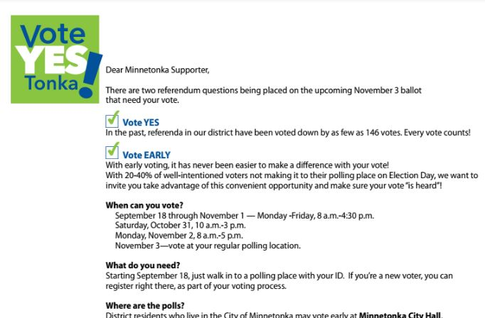 Vote Yes! Referendum Secrets from a Winning Campaign Blog