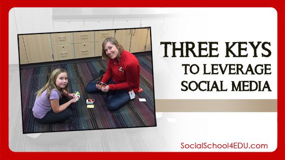 Three Keys to Leverage Social Media
