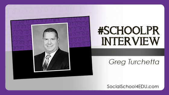#SchoolPR Interview – Greg Turchetta