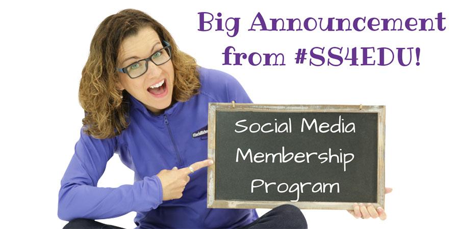 SocialSchool4EDU Membership Program
