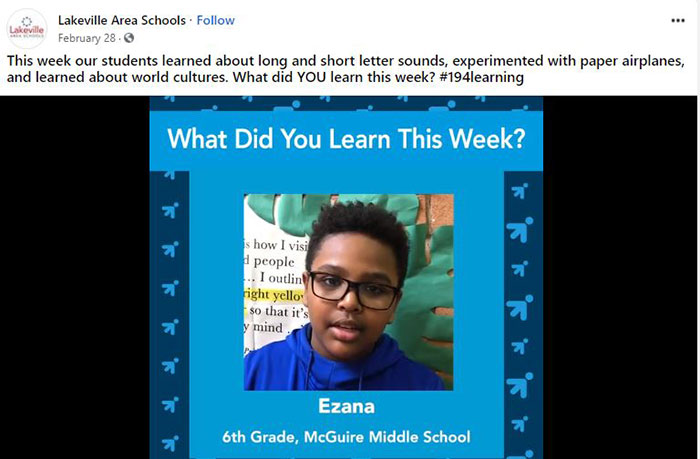 """""""What I Learned This Week"""" - An Easy Social Media Feature!"""