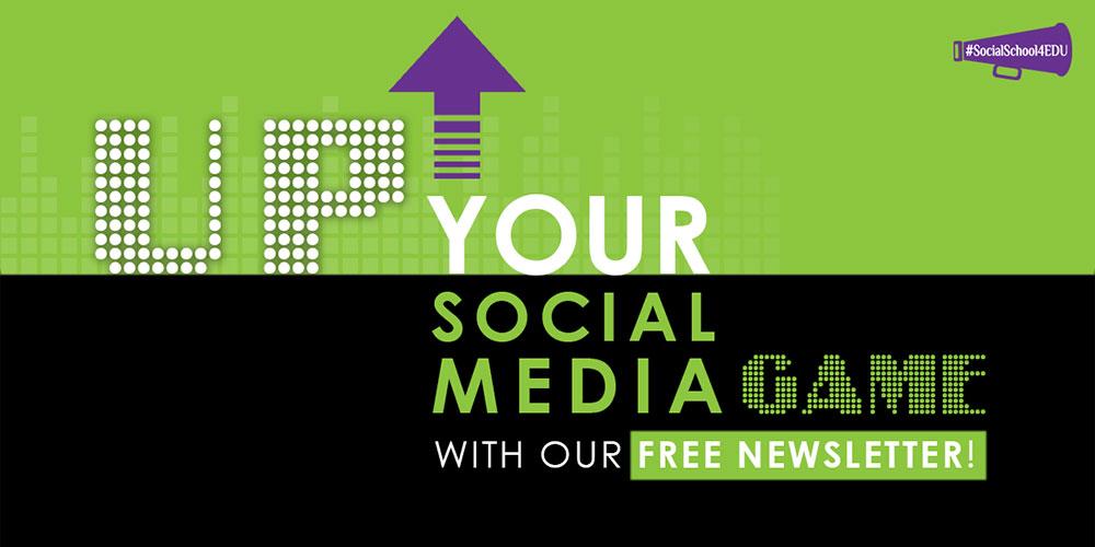 #SocialSchool4EDU Newsletter SignUp