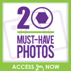 20 Must-Have Photos