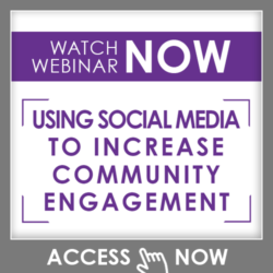 Using Social Media to Increase Community Engagement