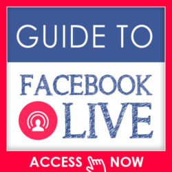 Guide to Facebook Live