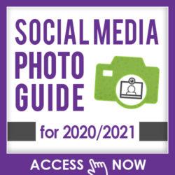 Social Media Photo Guide