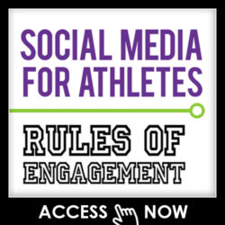 Social Media for Athletes: Rules of Engagement