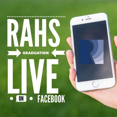 Your Facebook Live Checklist for Graduation