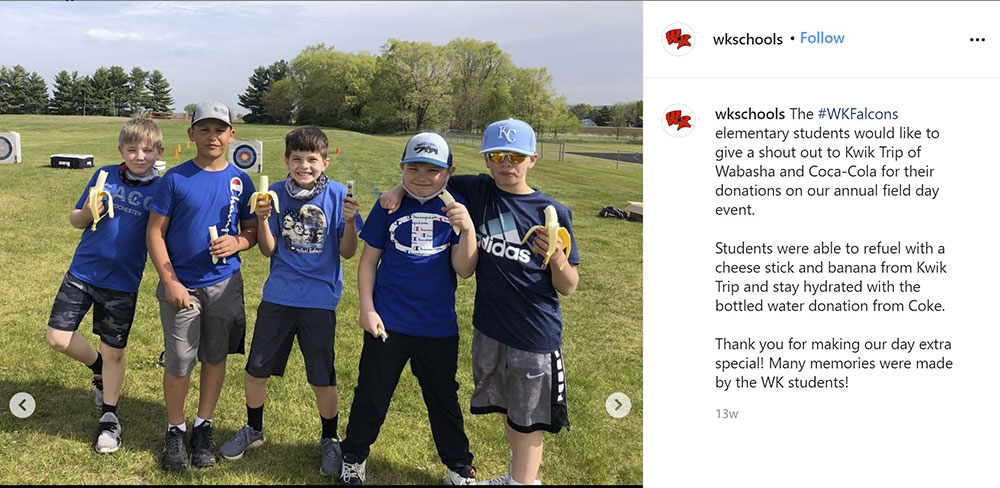 """From """"Inconsistent and Haphazard"""" to """"Celebratory and Tremendous"""": How Wabasha-Kellogg School District Transformed Its Social Media!"""